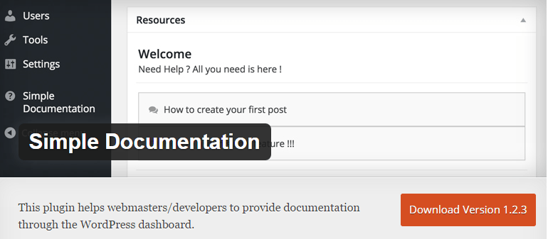 simple-documentation