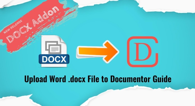 Import Word Docx File to Documentor Online Documentation on WordPress